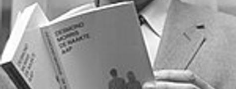 Image of Desmond Morris