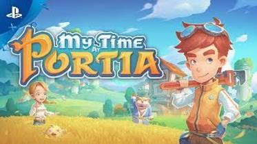 Picture of a game: My Time At Portia