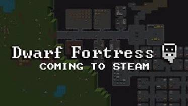 Picture of a game: Dwarf Fortress