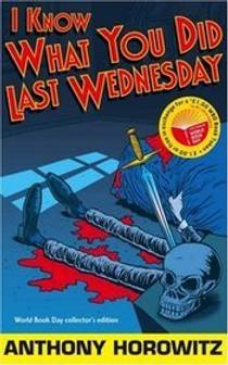 Picture of a book: I Know What You Did Last Wednesday
