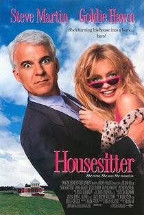 Picture of a movie: Housesitter