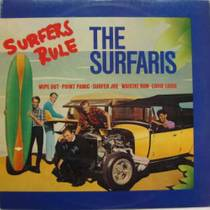 Picture of a band or musician: The Surfaris