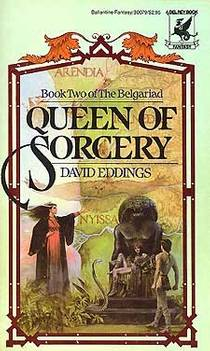 Picture of a book: Queen Of Sorcery