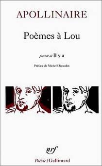 Picture of a book: Poèmes à Lou