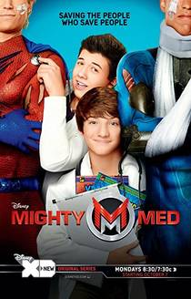 Picture of a TV show: Mighty Med