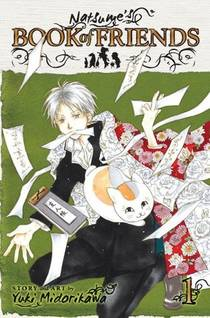 Picture of a book: Natsume's Book Of Friends, Volume 1
