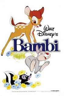 Picture of a movie: Bambi