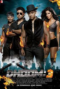 Picture of a movie: Dhoom:3