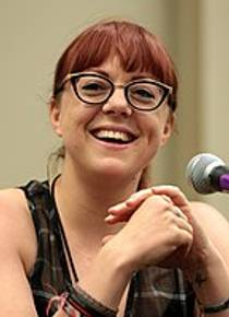 Picture of an author: Victoria Schwab