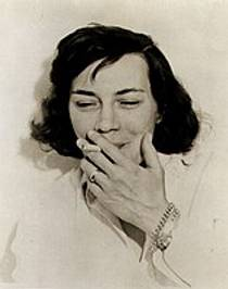 Picture of an author: Patricia Highsmith