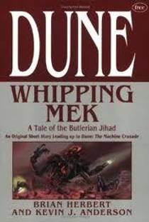 Picture of a book: Whipping Mek