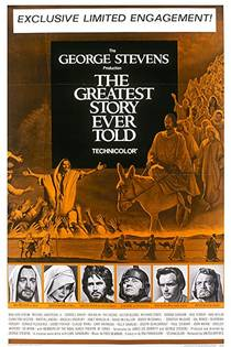 Picture of a movie: The Greatest Story Ever Told