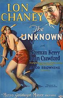 Picture of a movie: The Unknown