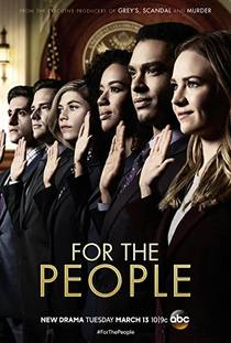 Picture of a TV show: For The People