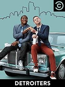 Picture of a TV show: Detroiters