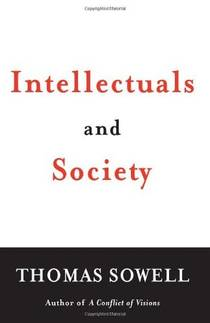 Picture of a book: Intellectuals And Society