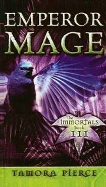 Picture of a book: Emperor Mage