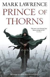 Picture of a book: Prince Of Thorns