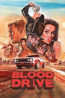 Picture of a TV show: Blood Drive