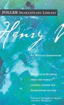 Picture of a book: Henry V