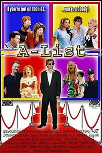 Picture of a movie: A-List