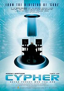 Picture of a movie: Cypher
