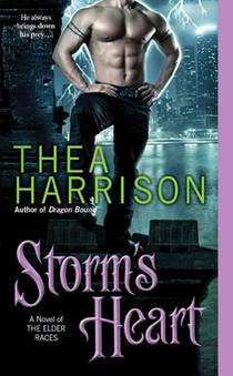 Picture of a book: Storm's Heart