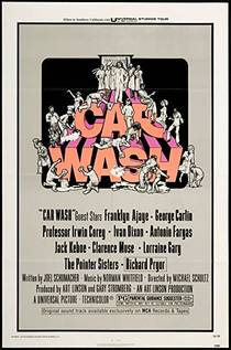 Picture of a movie: Car Wash