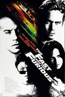 Picture of a movie: The Fast And The Furious