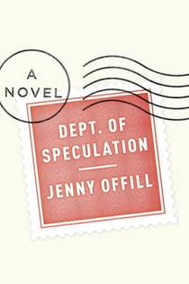 Picture of a book: Dept. Of Speculation