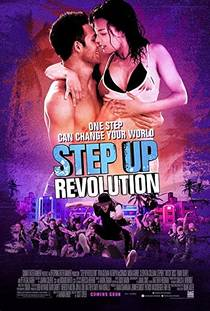 Picture of a movie: Step Up Revolution