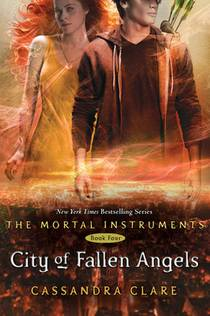 Picture of a book: City Of Fallen Angels