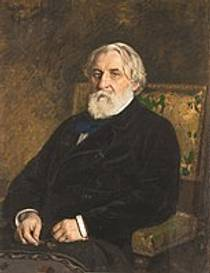 Picture of an author: Ivan Turgenev