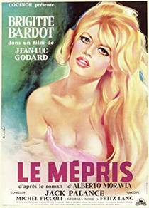 Picture of a movie: Le Mépris