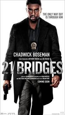Picture of a movie: 21 Bridges