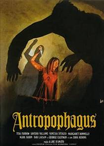 Picture of a movie: Antropophagus