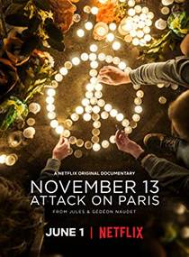 Picture of a TV show: November 13: Attack On Paris