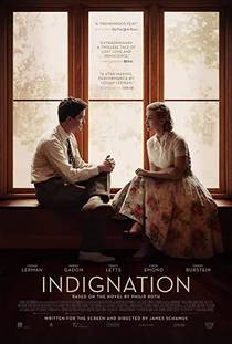 Picture of a movie: Indignation