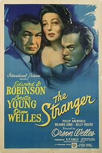 Picture of a movie: The Stranger