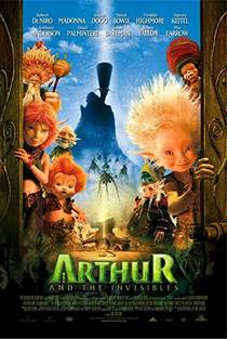 Picture of a movie: Arthur And The Invisibles