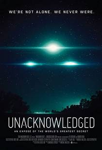 Picture of a movie: Unacknowledged