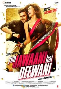 Picture of a movie: Yeh Jawaani Hai Deewani
