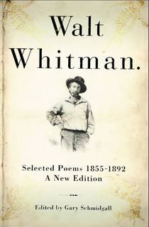 Picture of a book: Walt Whitman: Selected Poems 1855-1892