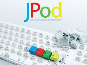 Picture of a TV show: Jpod
