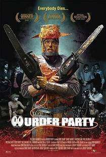 Picture of a movie: Murder Party