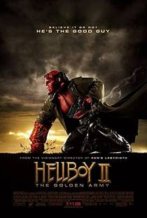 Picture of a movie: Hellboy II: The Golden Army