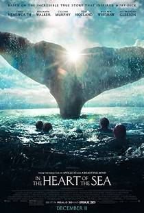Picture of a movie: In The Heart Of The Sea