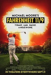 Picture of a movie: Farenheit 11/9