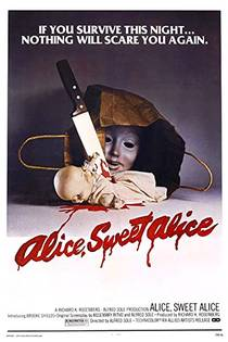 Picture of a movie: Alice, Sweet Alice