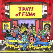Picture of a band or musician: 7 Days Of Funk